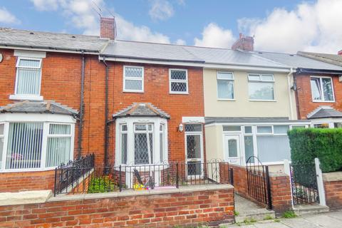 3 bedroom terraced house for sale - Newbiggin Road, Ashington, Northumberland, NE63 0TL