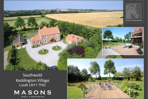 4 bedroom detached house for sale - Southwold, Keddington, Louth LN11 7HG