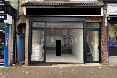 Retail property (out of town) to rent - Rookery Road, Handsworth, Birmingham