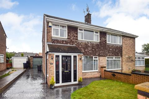 3 bedroom semi-detached house for sale - Jedburgh Close, Murton, Seaham, Durham, SR7