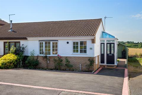 2 bedroom semi-detached bungalow to rent - Heath Road, Market Bosworth