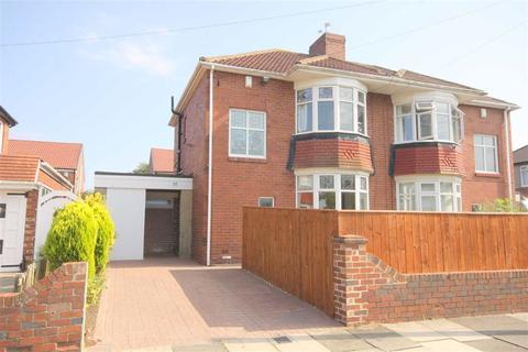 3 bedroom semi-detached house for sale - Canberra Avenue, Monkseaton, Tyne & Wear, NE25
