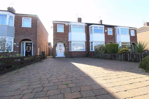 3 bedroom end of terrace house for sale - Boothferry Road, Hessle, Hessle, HU13