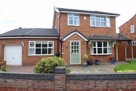 3 bedroom detached house for sale - Cumber Lane, Wilmslow