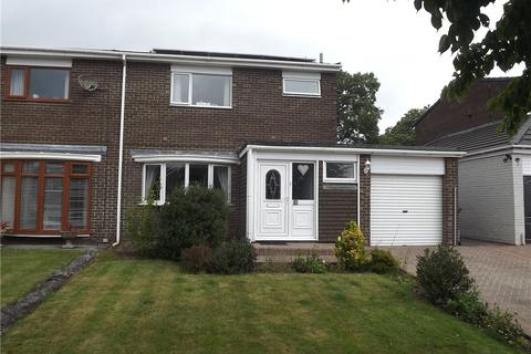 3 bedroom semi-detached house to rent - Norburn Park, Witton Gilbert, Durham, DH7