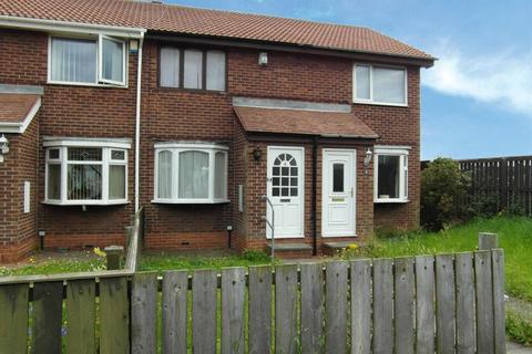 2 bedroom terraced house for sale - Clementina Close, Deerness Park, Sunderland, Tyne & Wear, SR2 8AG