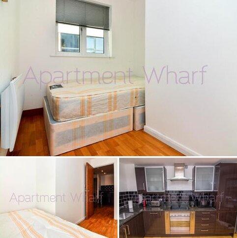 1 bedroom in a flat share to rent - Block Wharf  Cuba street    (Canary Wharf), London, E14