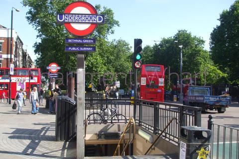 1 bedroom flat share to rent - Thomas Hollywood, London, E2