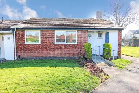 2 bedroom bungalow for sale - Poplars Close, Groby, Leicester, Leicestershire, LE6