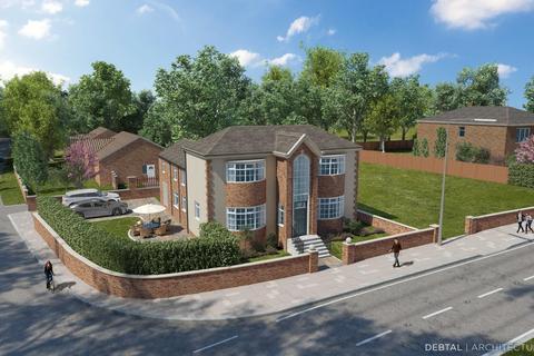 Plot for sale - Former Cross Keys Inn, Moor End, Holme on Spalding Moor, YO43 4DR