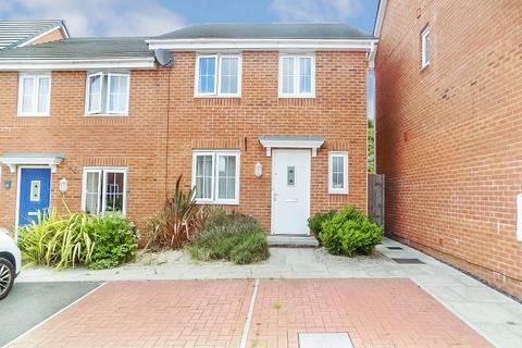 3 bedroom semi-detached house for sale - Ffordd Maendy, Sarn, Bridgend. CF32 9GF