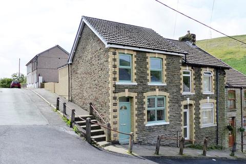3 bedroom end of terrace house for sale - Fern Street, Ogmore Vale, Bridgend, Bridgend County. CF32 7AP