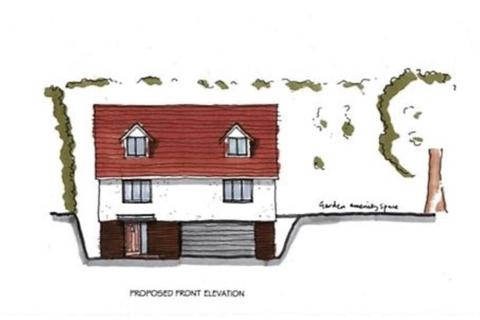 Plot for sale - Withycombe Village Road, Exmouth
