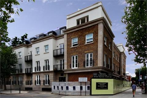 2 bedroom flat to rent - Entwistle Terrace, W6
