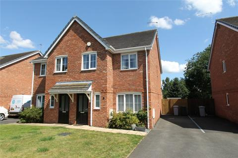 3 bedroom semi-detached house for sale - Meadow View, Willaston, Nantwich, Cheshire, CW5