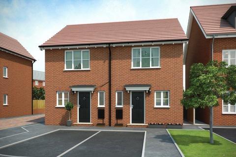 2 bedroom semi-detached house for sale - PLOT 126 WEAVER PHASE 3, Navigation Point, Cinder Lane, Castleford