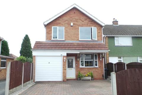 3 bedroom detached house for sale - Marlpit Lane, Four Oaks