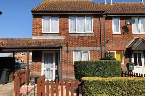 3 bedroom end of terrace house for sale - Vlissingen Drive, Deal