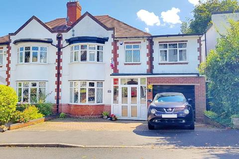4 bedroom semi-detached house for sale - CHARLEMONT AVENUE, WEST BROMWICH, WEST MIDLANDS, B71 3BY