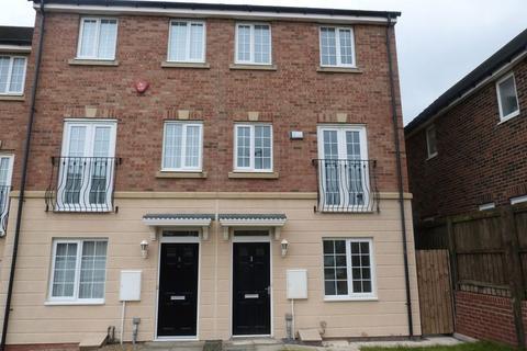 3 bedroom townhouse for sale - Slaley Drive, Ashington - Three Bedroom Town House