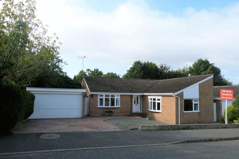 3 bedroom detached bungalow for sale - Cromwell Road, Great Glen
