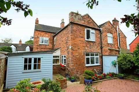 3 bedroom end of terrace house for sale - Main Road, Wybunbury, Nantwich