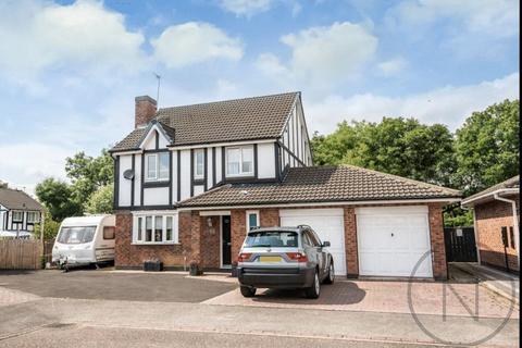 4 bedroom detached house for sale - Newburn Court, Newton Aycliffe