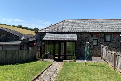 2 bedroom barn conversion to rent - Buckfastleigh