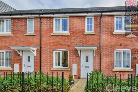 2 bedroom terraced house for sale - Little Grebe Road, Cheltenham