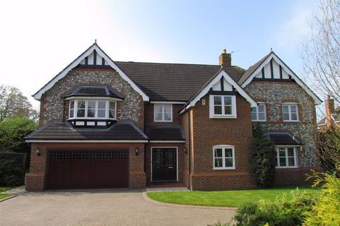 5 bedroom detached house to rent - Sandringham Close, Bowdon, Bowdon
