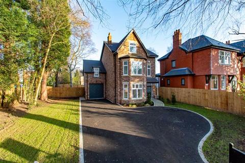 5 bedroom detached house for sale - St Werburghs Road, Chorlton, Manchester, M21