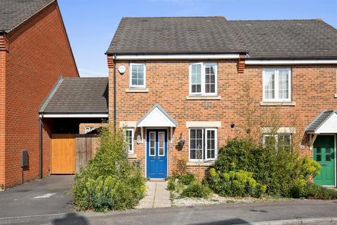 3 bedroom semi-detached house for sale - Swaffer Way, Ashford