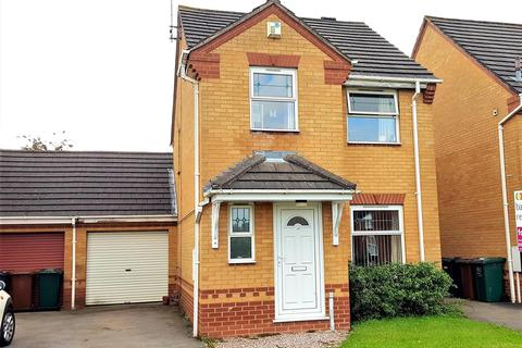 3 bedroom detached house for sale - Bren Way, Hilton, Derby