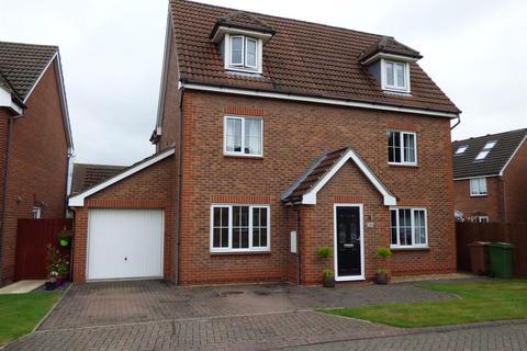 5 bedroom detached house for sale - Kempton Close, Molescroft Grange, Beverley, HU17 9TG