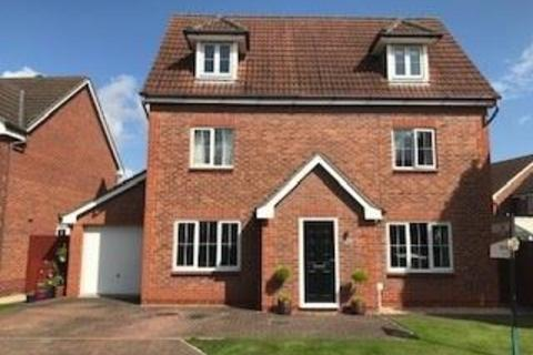 5 bedroom detached house for sale - Kempton Close, Molescroft Grange, Beverley, HU17 9TG