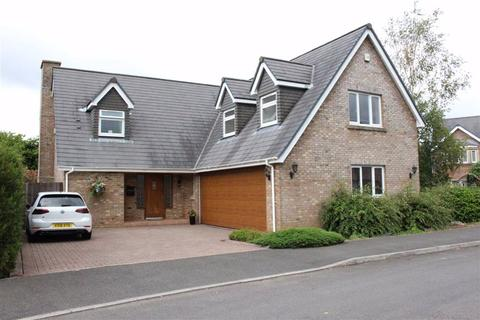 4 bedroom detached house for sale - Broadwood, Penllergaer