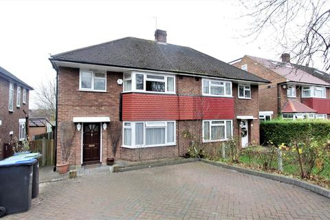 3 bedroom semi-detached house to rent - Abbotshall Avenue, Southgate, N14