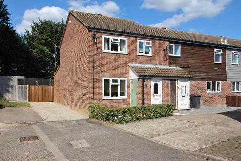 3 bedroom end of terrace house for sale - Boleyn Way, Boreham, Chelmsford, Essex, CM3