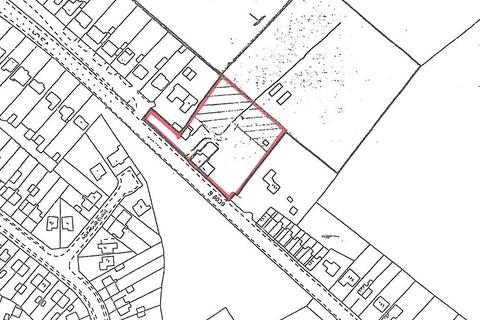 Land for sale - Mansfield Road, Hasland, Chesterfield S41