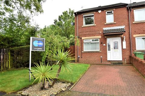 3 bedroom end of terrace house for sale - Gateshead