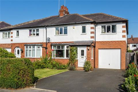 4 bedroom semi-detached house for sale - Hawksworth Avenue, Guiseley, Leeds