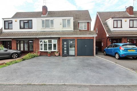4 bedroom semi-detached house for sale - Pembroke Close, Willenhall