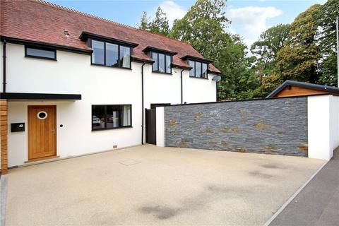 3 bedroom semi-detached house for sale - 42 Western Road, Branksome Park, Poole, BH13