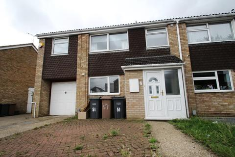 4 bedroom terraced house for sale - BRACKELSHAM GARDENS, Stopsley