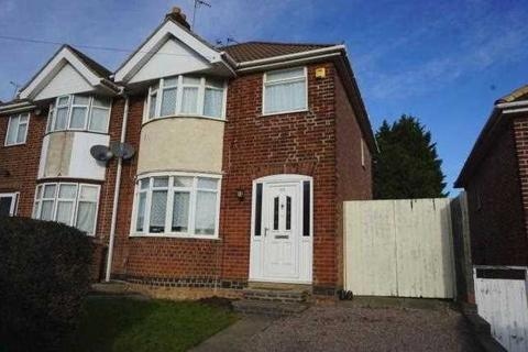 3 bedroom semi-detached house to rent - Somerset Avenue, Leicester