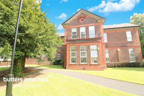 2 bedroom flat for sale - Uplands, Bishopton Drive, Macclesfield