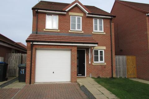 3 bedroom detached house for sale - RUSHYFORD DRIVE, CHILTON, SPENNYMOOR DISTRICT