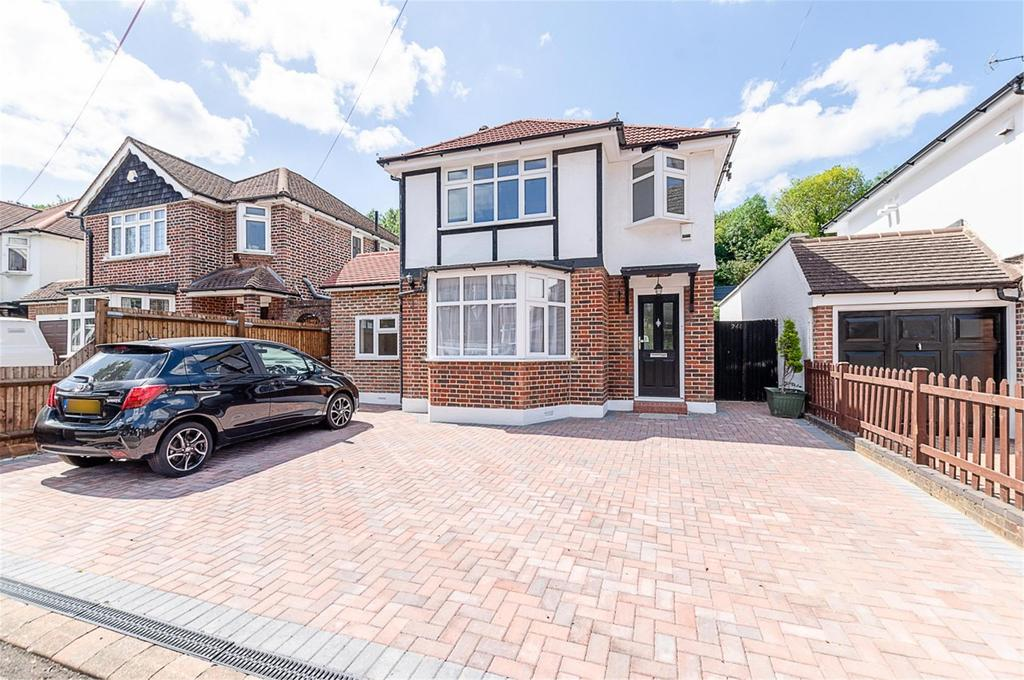 Old Lodge Lane Purley Surrey Cr8 4ap 4 Bed Detached