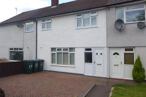 3 bedroom terraced house to rent - Whitworth Avenue, Stoke Aldemoor, Coventry, CV3