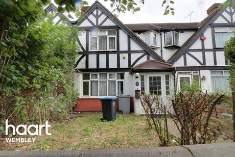 3 bedroom terraced house for sale - Woodstock Road, Wembley
